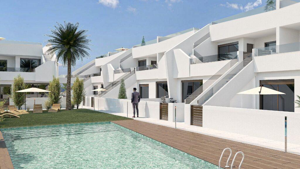 Bungalow en Pilar de la Horadada, Alicante Playamar VIII