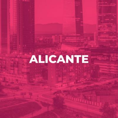 Viviendas y pisos en Alicante