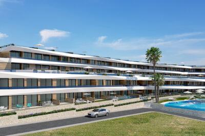 Apartamentos de 2 habitaciones en Santa Pola, Alicante