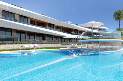 Apartamentos de 3 habitaciones en Santa Pola, Alicante